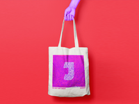 Jukely Summer Tote Bag