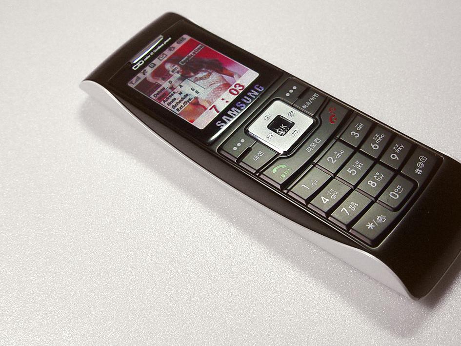 SAMSUNG | SP-C560 trend surface mobile phone samsung design product industrial design