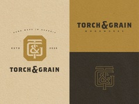 Torch & Grain - Branding