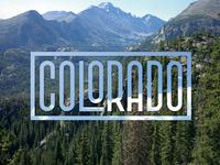 Colorado - Type Fun
