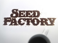 Seed Factory - Coffee