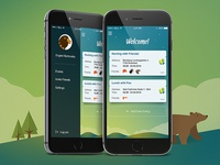 Friends - iOS App