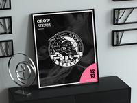 Crow Steam