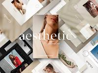 Aesthetic bundles for instagram