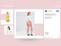 Arendelle - Instagram Template