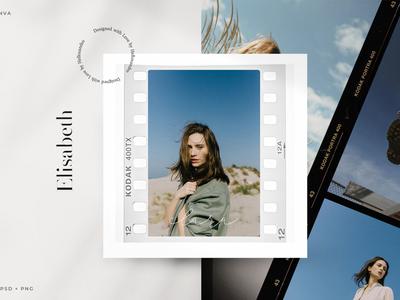 Elisabeth Film Frames