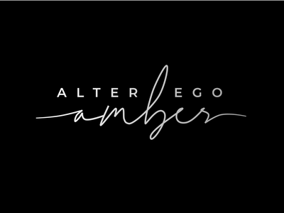 Alter Ego by Amber logo