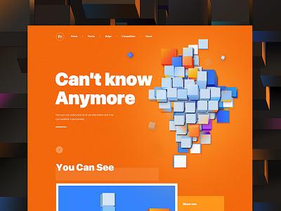 Combination orange radesign rdd web design ux ui