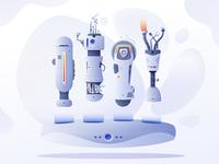 Futuristic tools