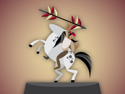 Unconquered Vector