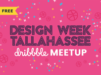 #DWT2017 Dribbble Meetup!