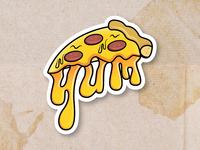 Yummmm... Pizza