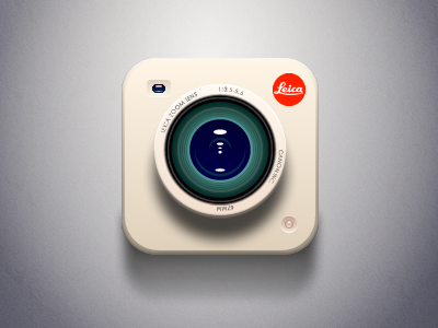 Camera Leica X ui icon camera leica china