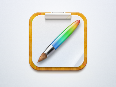Painting painting icon ios iphone china