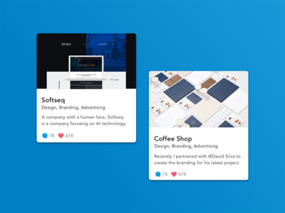 Ripple - Project Card product design launch page website web design startup ripple tech launch freelancing freelancers