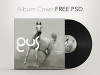 Album Cover Free Psd