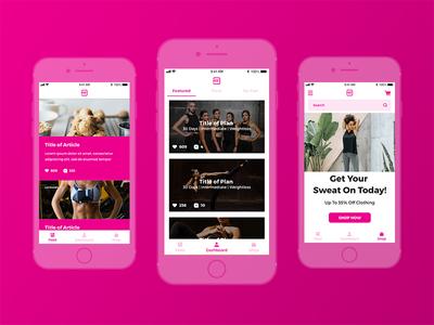 IdealFit App