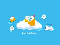 Cloud Email Serice