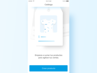 Onboarding view - Illustration for a payment app