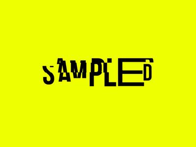 Sampled