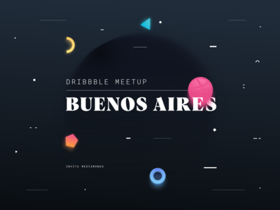 Dribbble Meetup Buenos Aires