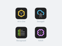 Automated Accounting Icons