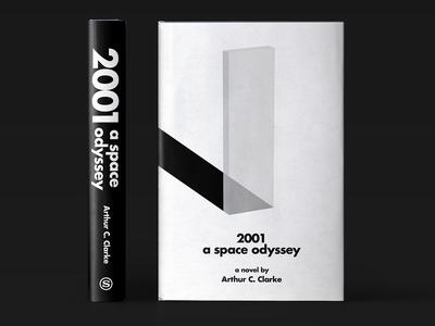 2001 A Space Odyssey Book Jacket Design book cover 2001 science fiction science fiction book monolith 2001 a space odyssey arthur c clarke book jacket jacket book