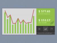 Envital Sales-graph Flyout