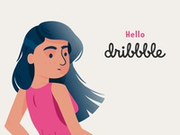Cinxia Hello dribbble