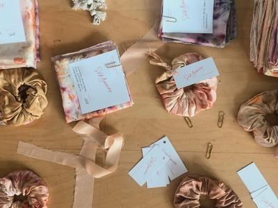 Silk Diaries packaging