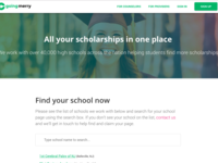 School Pages - School Finder utility