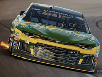 Realistic 3D Render of Cabela's Car