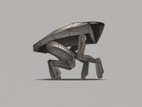 Metalhead - Pose 2
