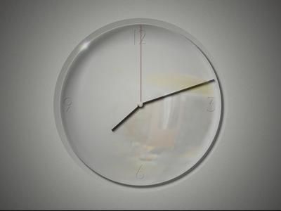 my version of clock