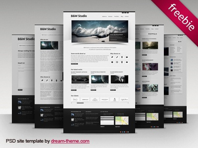 Freebie Dream Theme