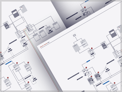 Users flows and microinteractions app ui ux design flow
