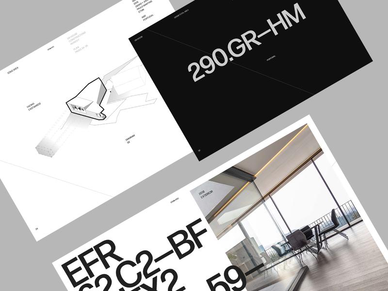 CTMK magazine print identity logo branding vector design typography flat minimal