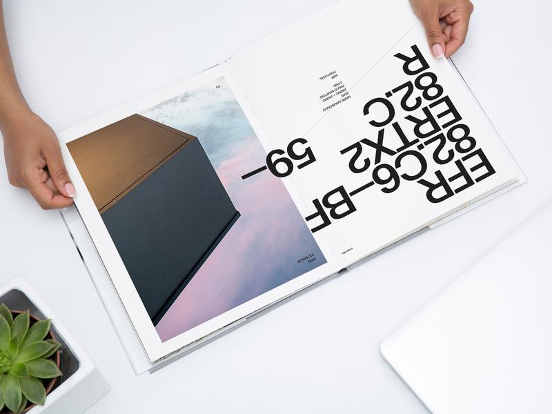 CTMK editorial identity print logo branding illustration design typography flat minimal