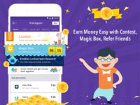 Reward Money App