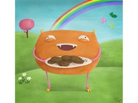 Cookies and rainbows