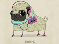 rollerpug