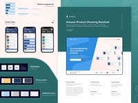 Amachete - Behance Case Study