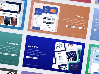Materio - Live Website showcase website site live portfolio case study case studio agency