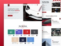 Drivelab | Landing Page