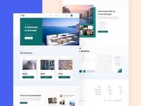 Europea | Landing Page