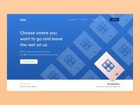 Viza.cz   Landing Page