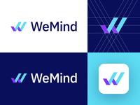 WeMind - Logo Design Concept