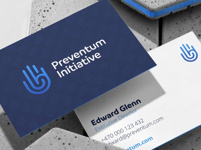 Corporate Identity for Preventum Initiative (WIP) work in progress wip eugenemt hire me identity designer identity branding identity design branding design brand identity brand design tech clean symbol logotype icon identity logo designer logo design branding logo