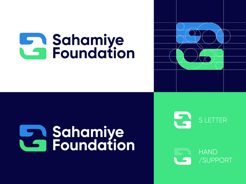 Sahamiye Foundation - Logo Design Concept
