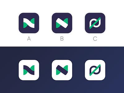 Nirow - Logo Design Concepts logo design logo designer branding digital identity share task user nirow logo icon n letter symbol mark automatically manual app control app tracker goals habit